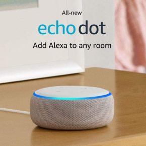 Tech Review: Amazon Echo Dot (3rdGeneration)