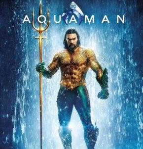 All the info: Aquaman comes to 4K UHD, 3D, Blu-ray and DVD on 8April