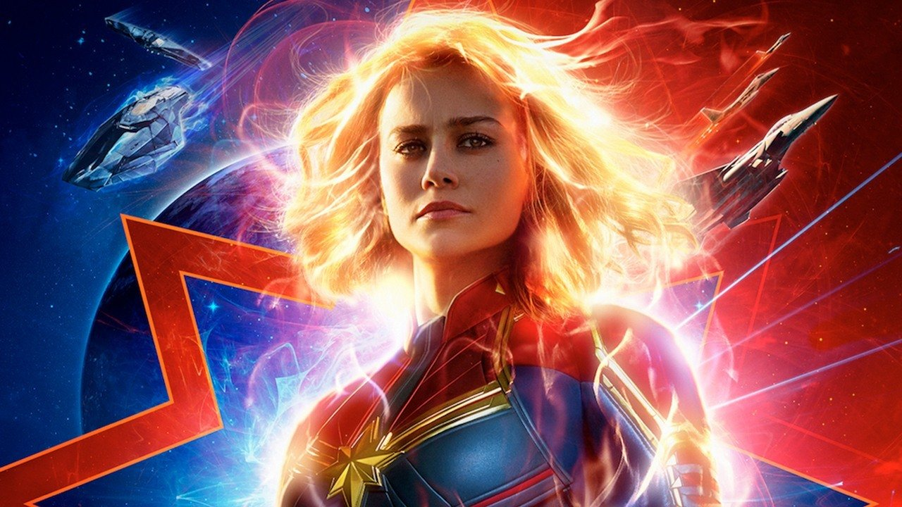captain marvel imax review: dir. anna boden and ryan fleck (2019