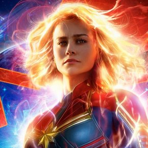 Captain Marvel IMAX review: Dir. Anna Boden and Ryan Fleck (2019)
