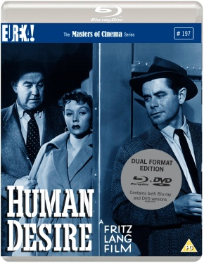 Human Desire (1954) Blu-ray review [Masters of Cinema]
