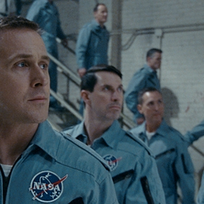 "First Man Blu-ray review: ""A poignantly created vision, deftly depicted by Gosling and Foy"""