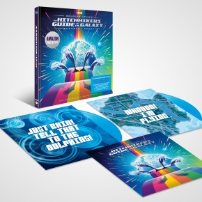 Superb 'The Hitchhiker's Guide to the Galaxy: Quandary Phase' on Vinyl available for pre-order now!