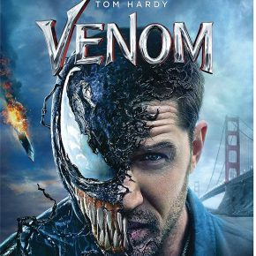 "Venom Blu-ray review: ""Great fun with a terrific performance from Tom Hardy"""