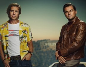 Watch the teaser and see the posters for Tarantino's 'Once Upon A Time in Hollywood' now