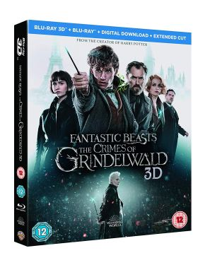 "Fantastic Beasts: The Crimes of Grindelwald Blu-ray review: ""A much darker, exquisite slither of the Wizarding World"""