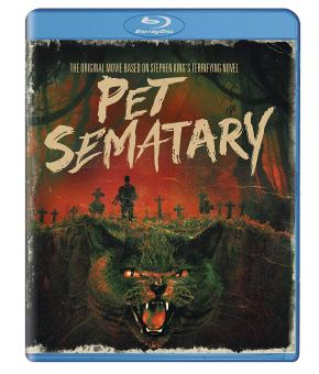 Book Vs Film: Stephen King's Pet Sematary – 30th Anniversary available on 4K UHD and Blu-raynow!