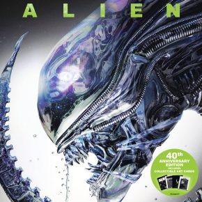 Alien 40th Anniversary: All-new 4K Ultra HD Blu-ray out 22nd April!