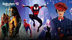 Spider-Man: Into the Spider-Verse, Mary Poppins Returns and Aquaman coming to Rakuten TV this April!