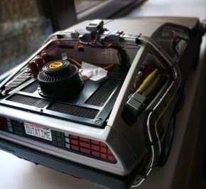 Building my own Back to The Future DeLorean [Parts 88 – 113 Build Blog]