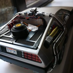 Building my own Back to The Future DeLorean [Parts 88 – 113 BuildBlog]