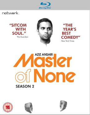 Win Master of None Season 2 on Blu-ray!