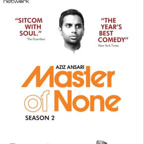 Win Master of None Season 2 on Blu-ray! **COMPETITION CLOSED**