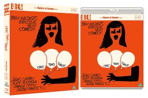One, Two, Three (Masters of Cinema) Blu-ray review: Dir. Billy Wilder