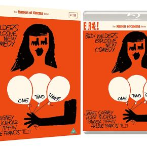 One, Two, Three Blu-ray review: Dir. Billy Wilder [Masters of Cinema]