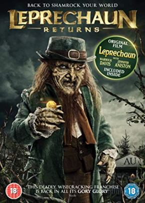 "Leprechaun Returns Blu-ray review: ""Predictable and generic but strangely comforting…"""