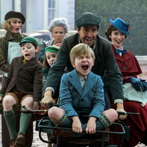 Mary Poppins Returns hits top spot with second biggest Home Entertainment sales of the year so far