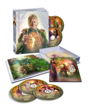 BBC Studios announce Jon Pertwee's Season 10 as the next in their 'Doctor Who: The Collection' Blu-ray range