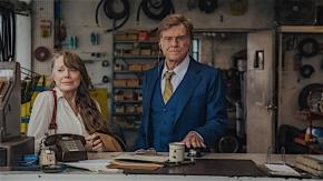 "The Old Man and the Gun DVD review: ""Redford charms in this effortlessly cool crime comedy-drama"""