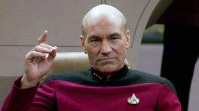 Amazon Prime Video to stream the all-new Star Trek Jean-Luc Picard series