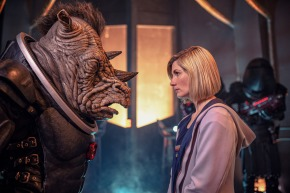 They're back! The Judoon are returning to #DoctorWho to face the ThirteenthDoctor!