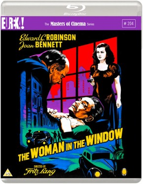 The Woman in the Window (Masters of Cinema) Blu-ray review: Dir. FritzLang