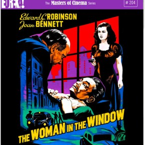 The Woman in the Window Blu-ray review: Dir. Fritz Lang [Masters of Cinema]
