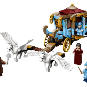 The magic continues with two more new LEGO Harry Potter sets for 2019!