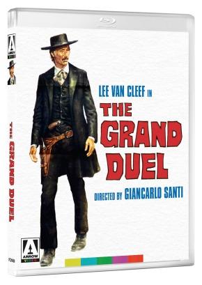 The Grand Duel Blu-ray review: Giancarlo Santi[1972/2019]