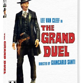 The Grand Duel Blu-ray review: Giancarlo Santi [1972/2019]