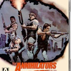 Entering the New World… Arrow Video's The Annihilators