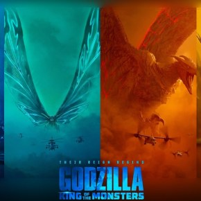 Godzilla King of the Monsters IMAX review: Dir. Michael Dougherty (2019)