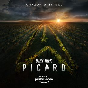 Watch the teaser trailer for Amazon Prime Video's Star Trek: Picard starring Patrick Stewart