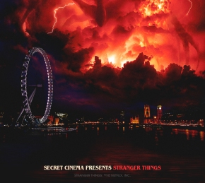 Secret Cinema presents Stranger Things is coming this November…