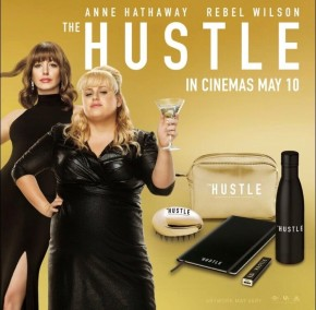 Win 'The Hustle' prizes – Out now in UK cinemas!
