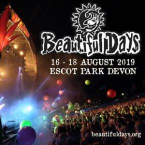 Beautiful Days Festival: 16-18 August in Escot Park, Devon – Book your tickets now!