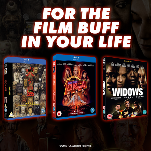 Father's Day: Win an awesome Blu-ray bundle for the film buff in