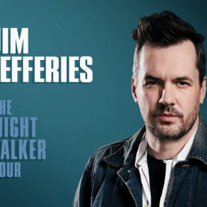 Jim Jefferies: The Night Talker Tour – UK dates and booking links!