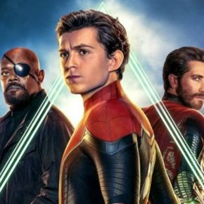 Spider-Man: Far From Home Blu-ray review: Dir. Jon Watts (2019)
