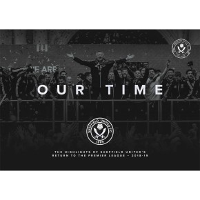 Book review: Our Time – Highlights of Sheffield United's return to the Premier League by Danny Hall