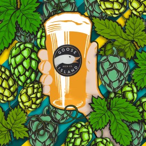 Head to Shoreditch for an epic Goose Island giveaway to celebrate National IPA Day!