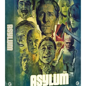 Asylum Blu-ray review: Dir. Roy Ward Baker [Amicus Horror Classics]