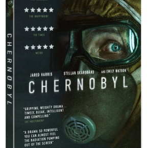 Sky Original series 'Chernobyl' coming to Blu-ray 29 July, DVD 15 July, Digital 4 July from Acorn Media International