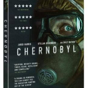 Sky Original series 'Chernobyl' coming to Blu-ray 29 July, DVD 15 July, Digital 4 July from Acorn MediaInternational