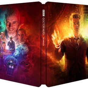The David Tennant 'Doctor Who' specials are coming to limited-edition Blu-ray Steelbook!