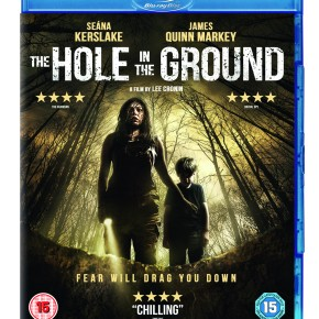 Win standout horror 'The Hole in the Ground' on Blu-ray!