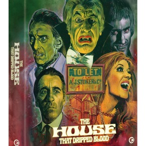 The House That Dripped Blood Blu-ray review: Dir. Peter Duffell [Amicus Horror Classics]