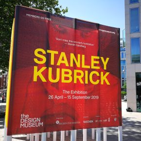 Stanley Kubrick: The Exhibition at the Design Museum, London [Review]