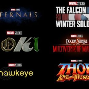 Marvel Studios confirm titles for Phase 4 of the Marvel Cinematic Universe [Full Rundown]