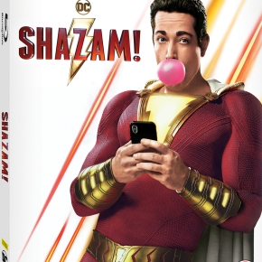 Shazam! Blu-ray review: Dir. David F. Sandberg (2019)